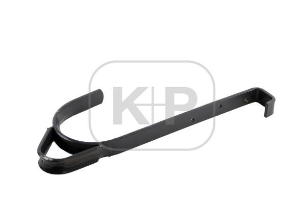 Pulverbeschichteter-Sicherheitsdachhaken 30x6 zum Einhängen