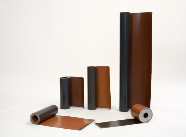 Bleicolor, schwarzgrau / rotbraun1.25/250 mm (Rolle 7 m)