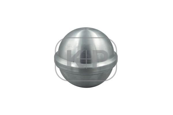 Zink-Kugel Ø 250 mm mit Wulst (zweiteilig)