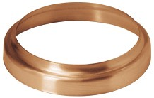 Kupfer-Standrohrkappe 80/116